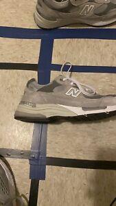 New Balance 992 13 grey