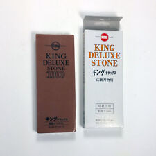 KING Dleuxe Stone Sharpening Japan Whetstone #1000   TL0001