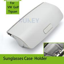 Glasses Case for Car Sun Visor Organizer Storage Box For VW PASSAT GOLF MK5 MK6