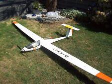 DISCUS 2,87Meter Segler  Rumpf aus GFK  Elektrosegler