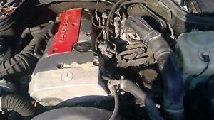 Engine Assembly MERCEDES C-CLASS 97 98 99 00