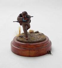 Figurine Collection ANDREA Miniature Far West Cowboy scène Western Figure