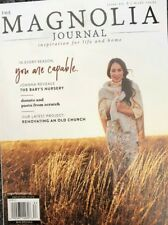 THE MAGNOLIA JOURNAL NOV 2018 ISSUE 8.  Hgtv home Market Flea Decor  vintage