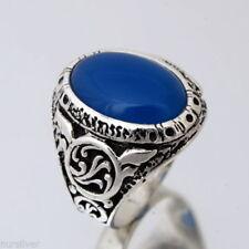 Agate Gemstone Rings for Men