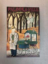 Palookaville 8 Palooka-ville Drawn And Quarterly Seth Comic 1995
