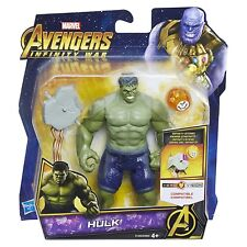 Marvel Avengers: Infinity War Hulk Figure With Infinity Stone *Package Damage*