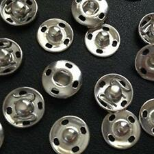SNAP BUTTONS  SEWING RIVET CRAFT FABRIC CLOTHING FASTENERS POPPERS PRESS STUD