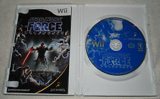 Star Wars: The Force Unleashed Video Game Nintendo Wii 2008