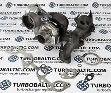 Turbo AUDI A3 2.0 TDI BKD/AZV 724930 140/136bhp TURBOCHARGER + Gaskit