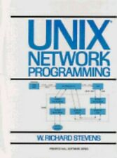 Unix : Network Programming, Paperback by Stevens, W. Richard, Free Shipping