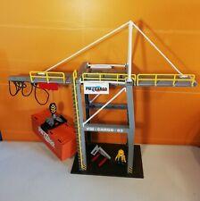 sympa Portique électrique à conteneurs 5254  playmobil ( port , chantier  ) 1294
