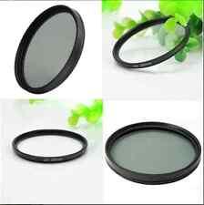 Circular Polarizing UV Filter Lens Protector for Canon Rebel 18-55mm HH