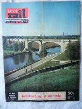 LA VIE DU RAIL N°463-19 SEPTEMBRE 1954