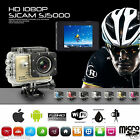 """SJ4000 2"""" 1080P Full HD Sports DV Waterproof Action Camera Camcorder with Mounts"""