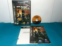 Splinter Cell : Pandora Tommorrow     Nintendo Gamecube