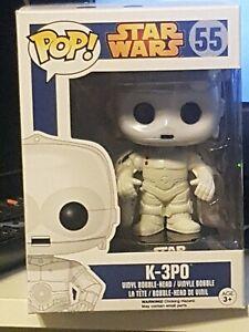 Funko Pop Star Wars K-3PO #55 in original blue box (New)