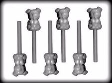 Puppy Dog Lollipop Hard Candy Mold from CK #11285 - NEW