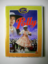 Polly DVD Wonderful World Disney African American & Musical Adaptation Pollyanna
