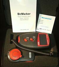 Dr.meter LX1010B Digital Illuminance/Light Meter, 0 - 100,000 Lux LCD Screen
