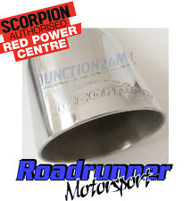 Scorpion Ford Focus ST225 MK2 2.5 Turbo Performance Exhaust Cat Back Non Res