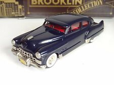 (S) brooklin white metal CADILLAC DYNAMIC FAST BACK COUPE BRK40