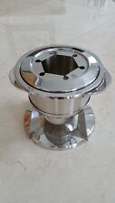 Swiss Fondue Stainless Cooking Pot New, for Meat - Fish - Chocolate,etc