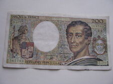 200 f Montesquieu France 1990 TTB