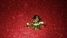 Antique Vintage BSK Big Leprechaun Pin Whimsical