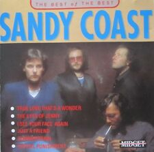 SANDY COAST - THE BEST OF THE BEST  -  CD
