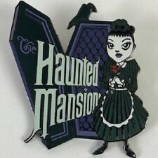 Disney Haunted Mansion Limited Edition 2500 Gothic Girl Pin