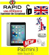 New Apple iPad mini 3 16GB, Wi-Fi, Retina Screen, 7.9in - Space Grey MGNR2B/A
