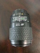 Tokina 70-210mm f/4.5-5.6 AF Lens For Nikon Mount Cameras New