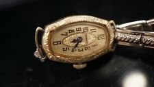 Manfred 17 Jewel Mechanical Swiss Watch New listing