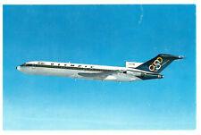 Olympic Airways Boeing 727-200 Aeroplane Rare Plane Greece Postcard 1