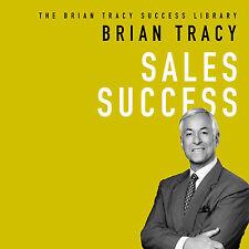 Sales Success By Brian Tracy 2 CD (Unabridged)