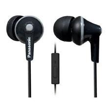 Panasonic RPTCM125K In-Ear Only Headphones - Black