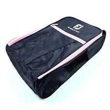 FootJoy Genuine Golf Shoes Bag Zipped Sports Bag Shoe Case For Women Navy-Pink