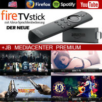 Amazon Fire TV Stick 2 Premium Media Center 17.6 Final Filme Serien inkl. IPTV