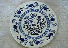 Vintage J.&G. MEAKIN Blue Nordic/Onion/Blue Danube/Doorn Plate - Made in England