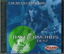 Edmunds, Dave I hear you - (best of) zounds CD