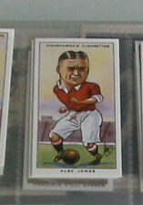 #23 Alec james football soccer  - Sports card r