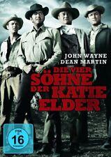 Die vier Söhne der Katie Elder - John Wayne - Dean Martin - DVD - OVP - NEU
