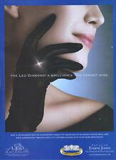 Ernest Jones Leo Diamond 2004 Magazine Advert #1226