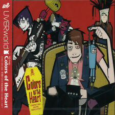 Colors Of The Heart - Uverworld (2006, CD NEU)