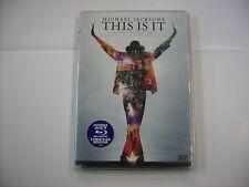 MICHAEL JACKSON - THIS IS IT - DVD SIGILLATO