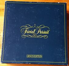 Trivial Pursuit Komplettset Genus 1. Edition 1984 - Parker