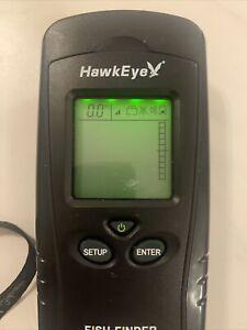 HawkEye PORTABLEHANDHELD FISHFINDER FISH FINDER F33P  Handheld Only