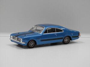 1:43 1969 Holden HT Monaro GTS 350 (Monza Blue) DDA Collectibles DDA19-1