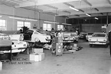 Ford Shelby GT 350 H Mustang 1966 GT350H introduction work shop factory photo