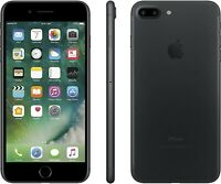 Apple iPhone 7 Plus A1784 128GB Black (T-Mobile) Clean IMEI No Signal 7/10 #1804